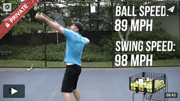 ball speed and swing speed