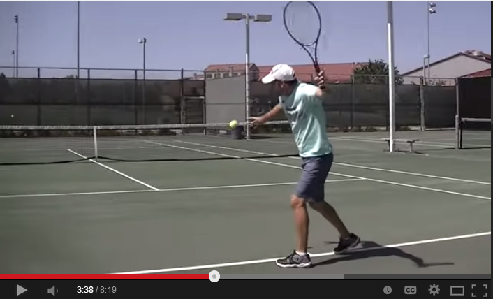 forehand mastery pic