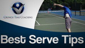 Best Serve Tips