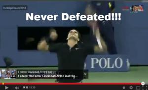 a rf never defeated