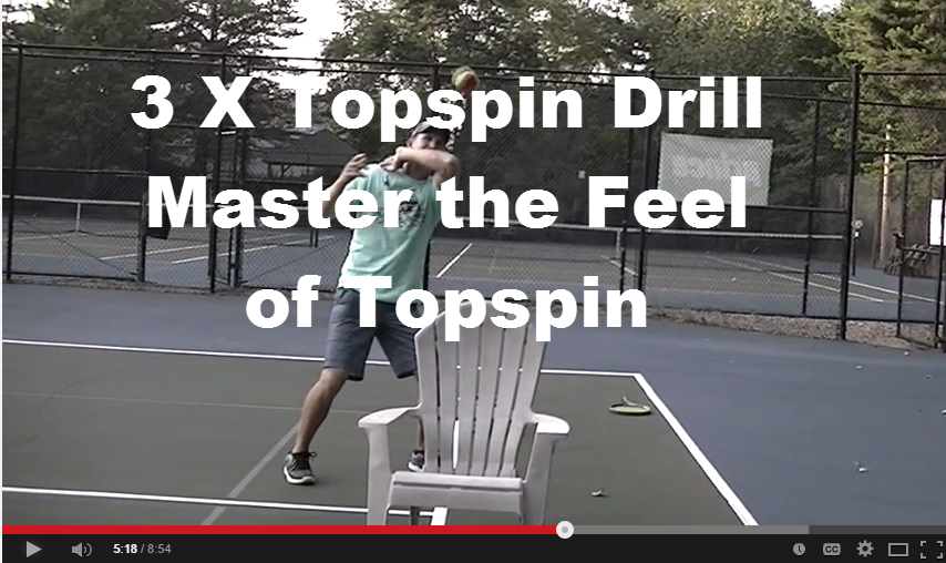 3X topspin