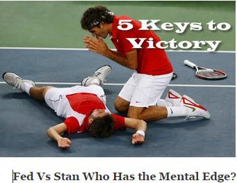fed vs stan who has the mental edge
