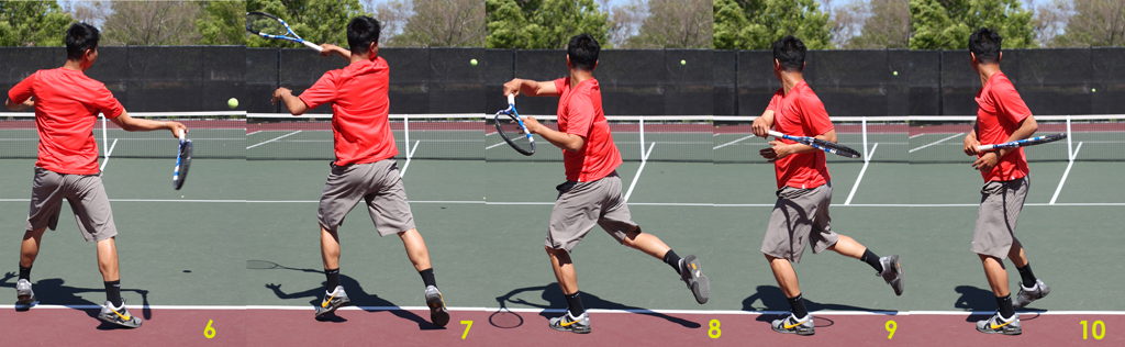 how to bring more power on forehand and backhand