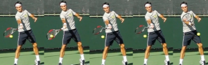 Tennis Tip: Common forehand mistake