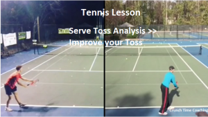 Serve Toss Analysis: Rock Star Carver Arant