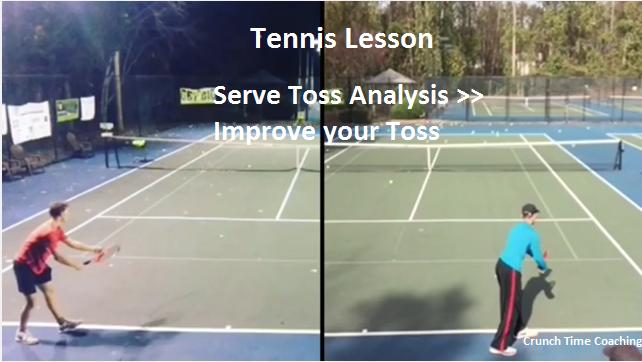 serve-toss