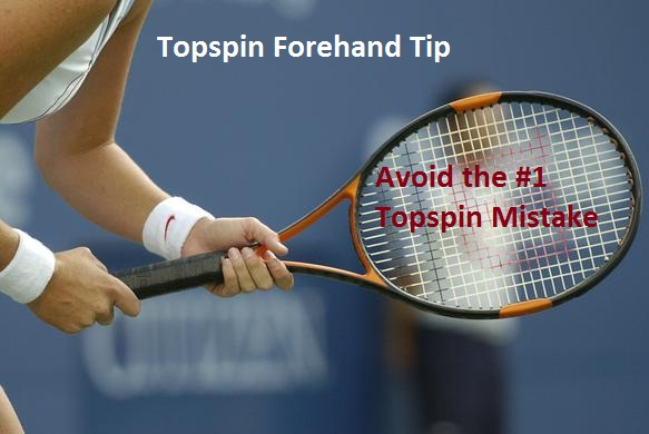 Topspin Forehand