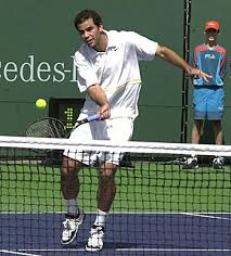Tennis Tip: How to volley with power!