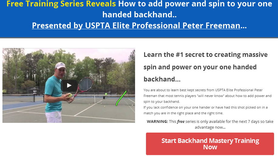 start-backhand-mastery-training