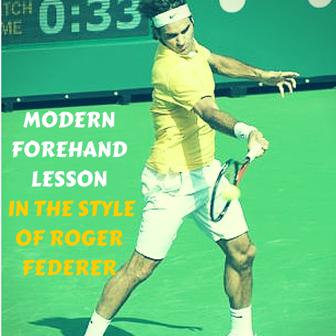 Modern Forehand Lesson